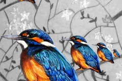 Kingfishers design