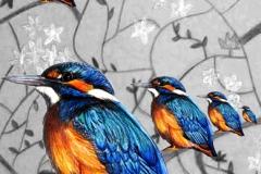 Kingfishers design