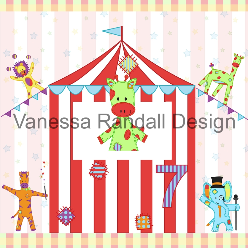 Puppet show card design