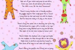 Circus poem
