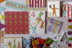Circus trend board