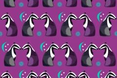 Badger curtain design